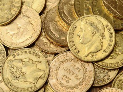 Stari zlati kovanci