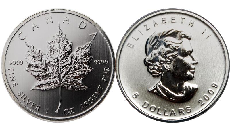 Dodali smo sete Maple Leaf srebrnikov…preverite ugodne cene. Elementum