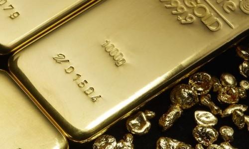 Umicore zlate palice